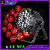 PAR 64 RGBWA 18X15W 5in1 LED PAR Light