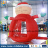 Good Quality Inflatable Cash Catching Machine, Inflatable Money Blowing Booth