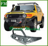 07-15 for Toyota Fj Cruiser Car Front Steel Bumper