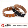 Dog Collar, Adjustable Leather Pet Dog Collar