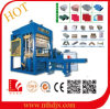Qt10-15 Building Material Machinery Concrete Block Making Machine