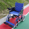 Foldable Disabled Wheelchair with Ce