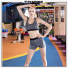 Hot Sell Full Support Youth Yoga Bra with Pads