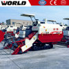 88HP 4lz-4.0e Mini Wheat Combine Harvester with Changchai Engine