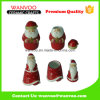 Ceramic Christmas Salt and Pepper Bottle for Home Decoration