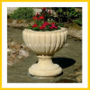 New Products Stone Garden Pot & Vase for Garden Decoration