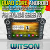 Witson S160 for Hyundai Series I40 Car DVD GPS Player with Rk3188 Quad Core HD 1024X600 Screen 16GB Flash 1080P WiFi 3G Front DVR DVB-T Mirror-Link Pip(W2-M172)