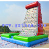 Kids PVC Inflatable Rock Climbing Model 20FT for Outdoor Exercise