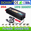 2000W Output Power DC/AC Inverter Type Inverter with Battery Backup