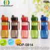 Colorful Customized Logo Plastic Water Bottle (HDP-0814)