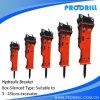 Excavator Attachment Bucket Hydraulic Breaker, Rock Hammer