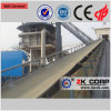 China Heat Resistance Belt Rubber Conveyor with Low Price