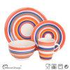 16PCS Handpainted Ceramic Dinner Set Manufacture