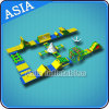 Adults Inflatable Floating Water Park, Aqua Park Equipment, Sea Amusement Park