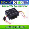 Single Output Type DC-DC 60W Converter 24V to 12V 5A Frequency Converter