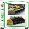 Supermarket Display Shelf for Vegetables and Fruits