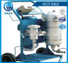 Double Stage Filtration Used Lube Oil Purifier Equipment (LYC-A50)
