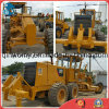 Free-Yellow-Repaint Used 40hq-Container-Packing 40~400ton/H 2008 USA-Make Caterpillar 14G Motor Grader