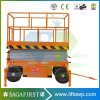 8m-12m Electric Mobile Aerial Lift Platform Scissor
