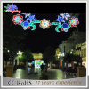Outdoor Holiday Decorative Christmas LED Street Decoration Light