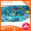 Ocean Theme Park Naughty Castle Theme Kids Indoor Playground Maze
