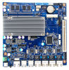 Firewall PC Router Motherboard with 4*RJ45, 8*USB