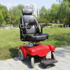 Power Wheelchair W/Semi-Recline Captain Seat W/Adjusted Pillow (XFG-108FL)
