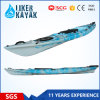 Liker Angler/Professional Sit on Top Kayak Fishing Kayak Wholesale Cheap Price LLDPE Plastic Fishing Boat
