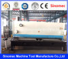 CNC Guillotine Shear / CNC Cutting Machine / CNC Hydraulic Shear Machine (QC11K-20X3200)