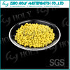 Bright Pigment Plastic Yellow Color Master Batch