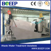 Automatic Sludge Dehydration Volute Screw Press for Oil Chemical Industry