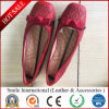 Semi-PU Also Called PVC Artificial Leather Can Do for Wall Leather and Handbag Leather