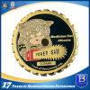 Souvenir Hard Enamel Army Coin with Diamond Edge (ele-coin-005)