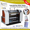 Thermal Paper /ATM Paper Slitting and Rewinding Machine Roll to Roll