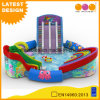 Aqua Park Equipment Octopus Inflatable Water Amusement Park with Slide and Swimming Pool (AQ01773)