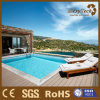Anti-UV Mix Color WPC Outdoor Hollow Decking