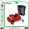 Plastic Children Kids Supermarket Shopping Trolley Carts