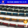 Thin Diamond Wire Saw Rope Stone Cutting