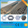 Hexagonal Concrete Hollow Pavers Blocks Plastic Moulds for Paving Stones