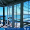 Clear Louver Windows Glass Tempered Grade