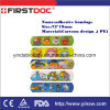 PE Cartoon Bandage 72*19mm with Ce and FDA Certificates, Bulk Package