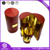 Chinese Red Fashion Items Packaging Round Gift Box