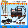H1 100W Single Bulb HID Xenon Kit