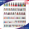 6 Shelf PRO Clear Acrylic Nail Polish Rack / Salon Wall Mounted Organizer Display