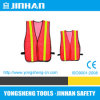 High Visibility Warning Polyester Vest with Reflector Y Type (Y-1024)