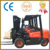 Counterbalance Forklift 2500kg Lifting Power with Diesel Engine
