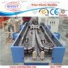 PP, PE, PVC Plastic Single Wall Corrugated Pipe Production Line