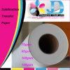 1.62m/1.8m/2.3m/3.2m Width Sublimation Transfer Paper