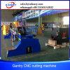 Metal Fabric Flame Plasma Gantry CNC Cutting Machine