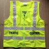 24PCS LED Flashing Yellow OEM Reflective Vest